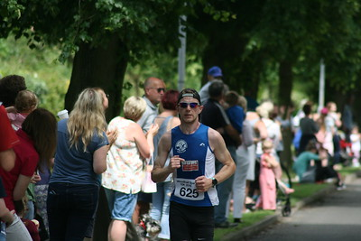Woodhall Spa 10k 3 June 2018