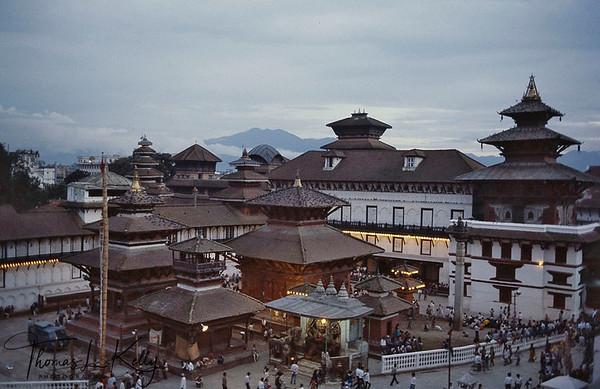Kathmandu Durbar Sqaure