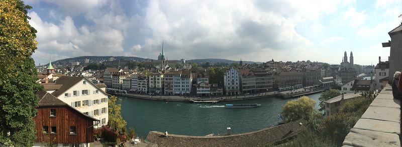 2015 - Zurich, Berlin, Munich, Oktoberfest