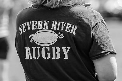 Norfolk Storm vs Severn River Honey Badgers Women's Rugby Apr. 13, 2019