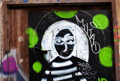 Prague June 2012:  Graffiti, Wall Signs & Posters