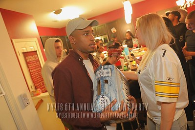 2.2.2020 KYLES 6TH ANNUAL SUPER BOWL PARTY