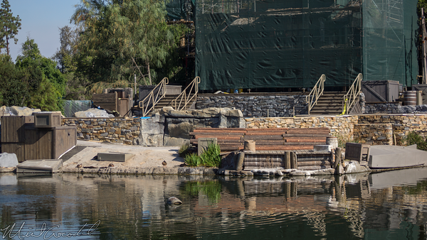 Disneyland Resort, Disneyland, Frontierland, Rivers, River, America, Tom Sawyer Island, Tom, Sawyer, Island, Refurbishment, Refurbish, Refurb