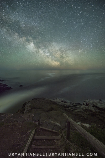 Starway to the Milky Way
