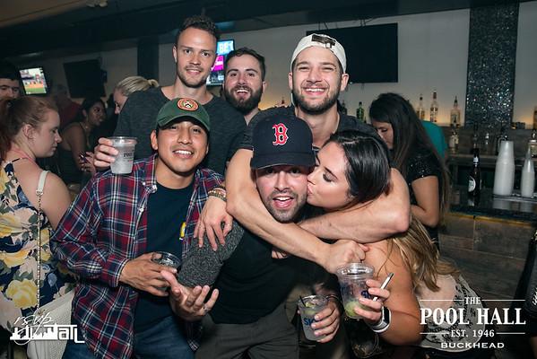 Pool Hall - Saturday 6-9-2018
