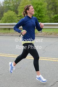 Western Mass Mother's Day Half Marathon (finish)