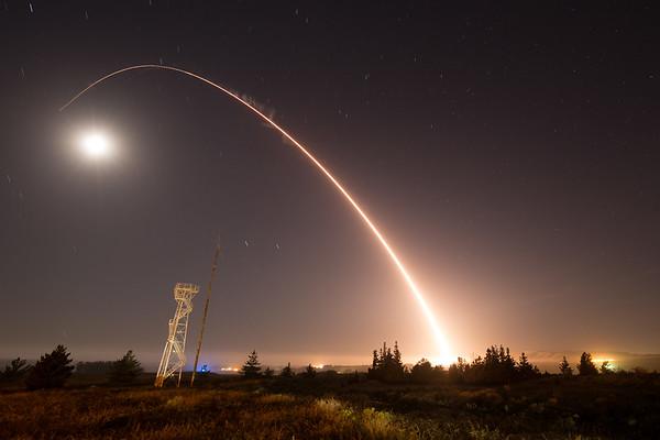 Minuteman III - LF-04 - 5/3/17