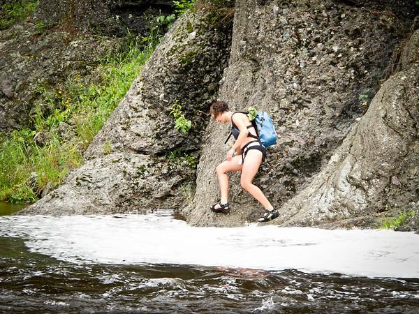 Pollet  River 2010