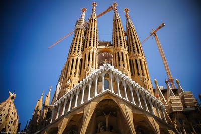 2017 [Spain] Barcelona+Gaudí+Art city