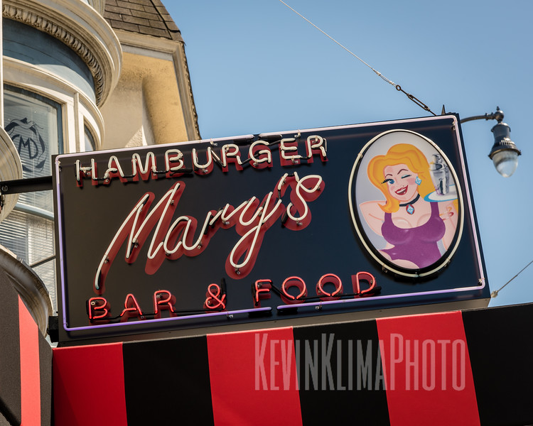 Hamburger Mary's San Francisco