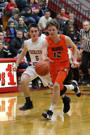 06 Boys Basketball:  Wheelersburg at South Webster 2018