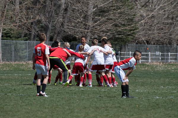 2017 U11 Premier Club Soccer Spring