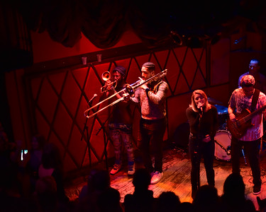 Rockwood Music Hall Featuring the Band Smilen