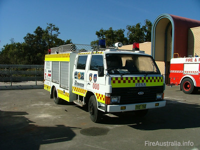 MS10 - Ford Trader | Western Rescue vehicle