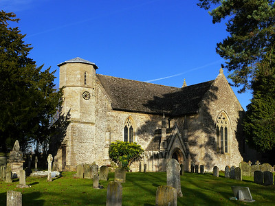 Fyfield (2 Churches)