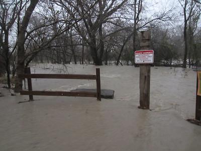 Rowlett Creek Flooding