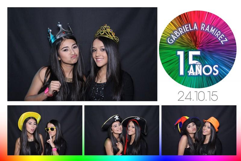 15 Gabriela