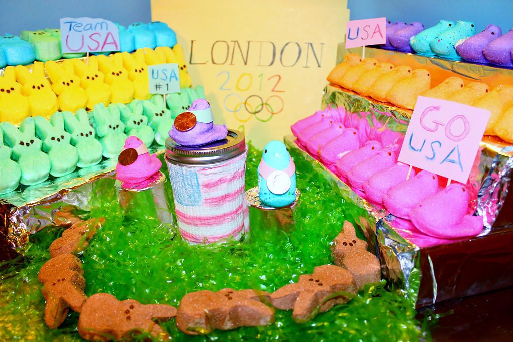 . London 2012 Summer Olympics, Julie FLynn