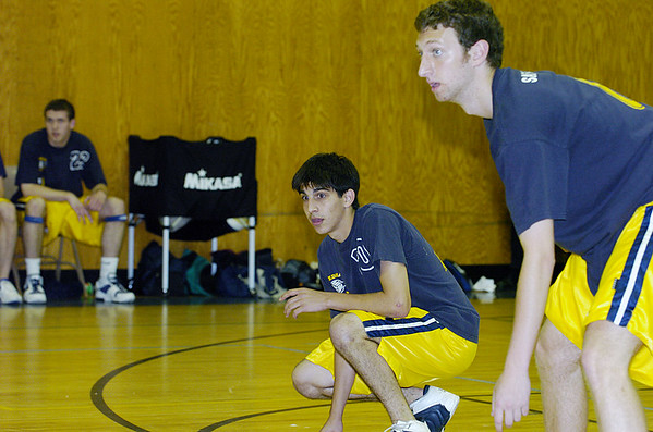 NEEDHAM HS BOYS VOLLEYBALL, MAY 30, 2006