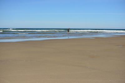 Waldport - June 27th - Empty Beach