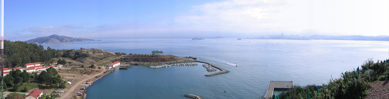 San Francisco Bay (Nov 2004)