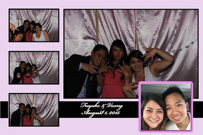 Bui Wedding Photo Booth 8.1.2015