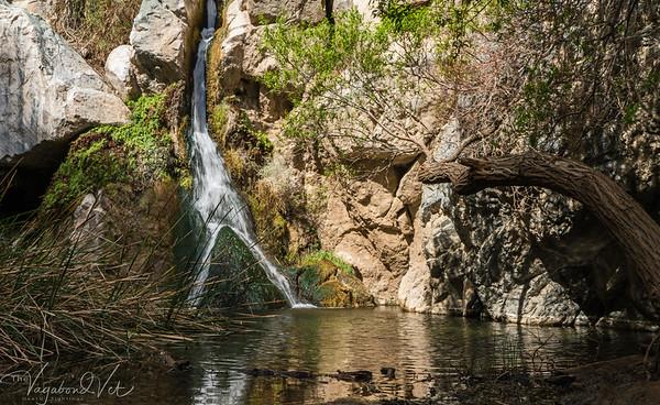 Darwin Falls-Father Crowley Point