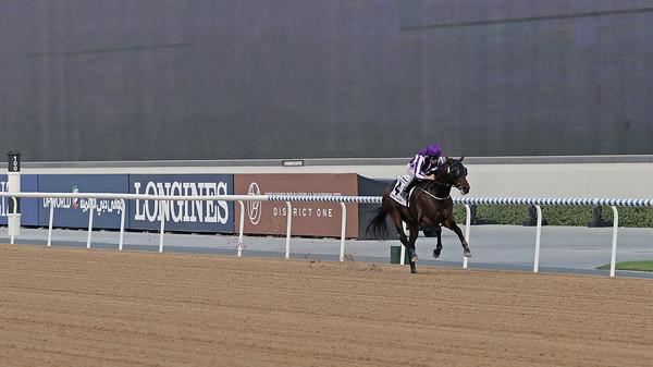 4 UAE Derby Gr2 1900m