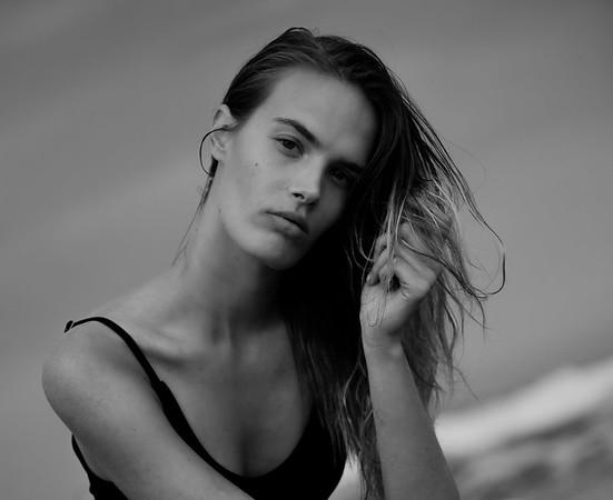 Jeanne W - Beach