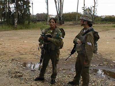 IDF Mahane 80 Basic Training Day 3