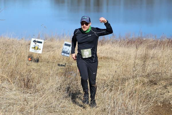 Trail Challenge March 13, 2021
