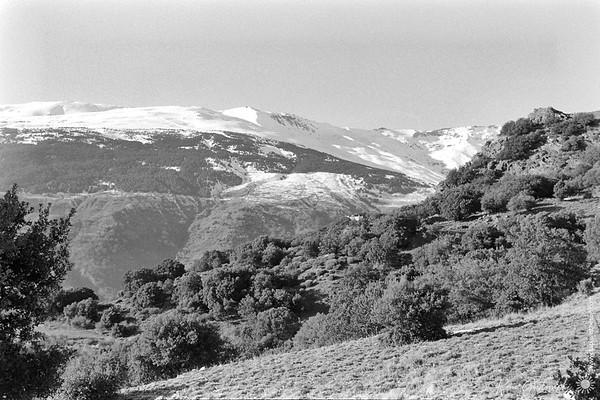 Roll 142 - Río Víboras, Capileira and the Sierra Nevada