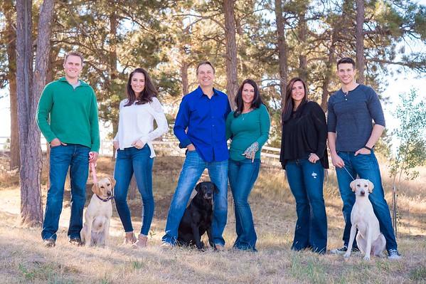 Pavlich Family 2015