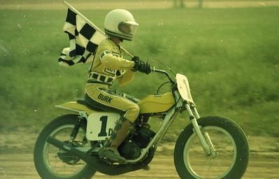 Color Motorcycle Racing