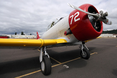 3 Rivers Airshow and Cascade Warbirds Fly-In (August 2007)