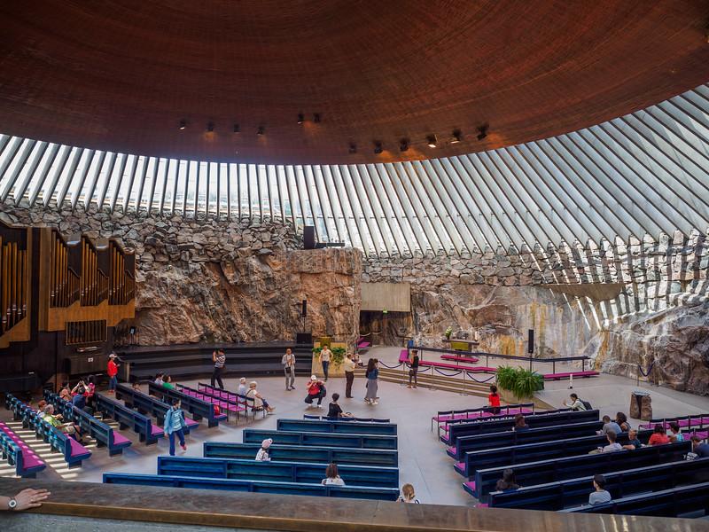 Temppeliaukion Church