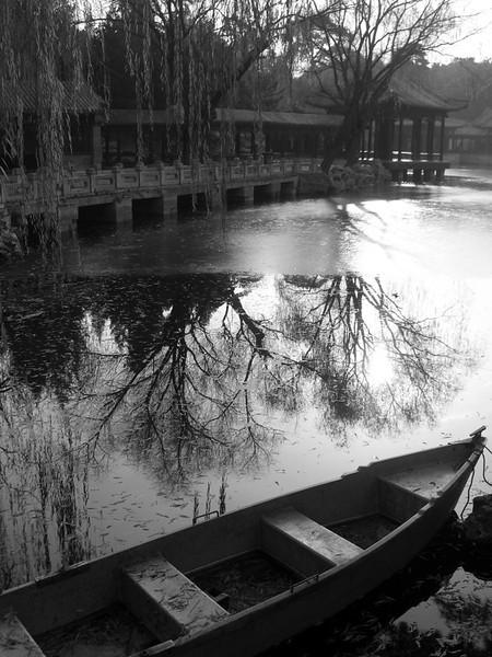 Summer Palace Boat - Beijing, China