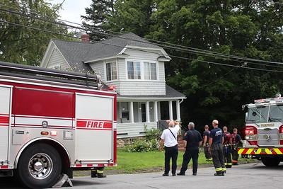 Small fire - 40 Edison Ave Fairfield, CT - 7/18/2021