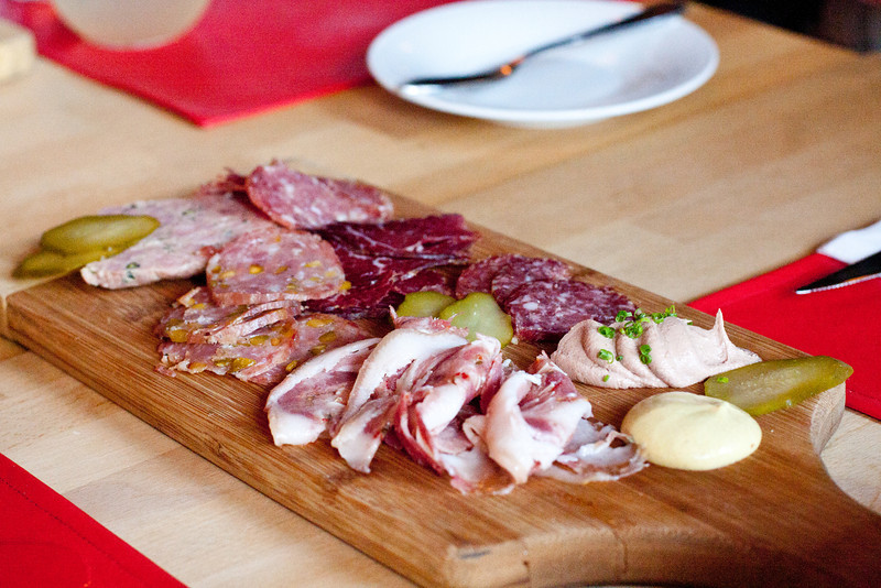 peasant cookery charcuterie