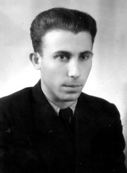 Семён Ильич Миронович. Фото -конец 50х годов.