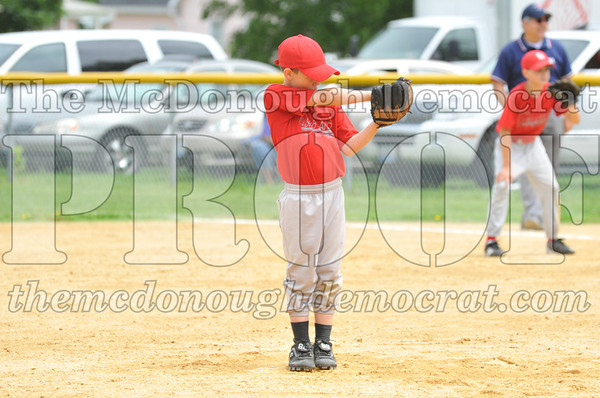 LL Minors Boys Bsb Bushnell Red vs Citizens 06-11-11