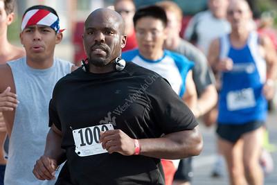 27725 WVU Running Man  July 2011