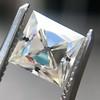 1.38ct French Cut Diamond GIA J VVS1 7
