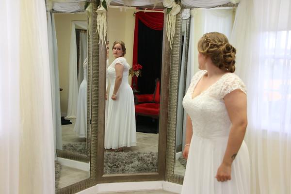 Rachel and Stephen's elopement wedding~