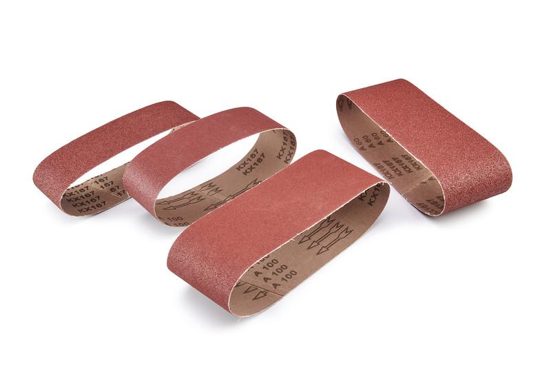 KX167 Port Sanding Belts