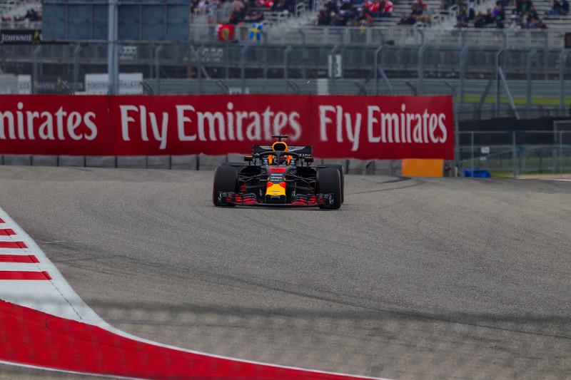 Daniel Ricciardo, primary driver for Red Bull racing.