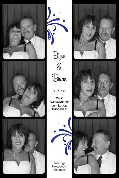 Elyse & Brian