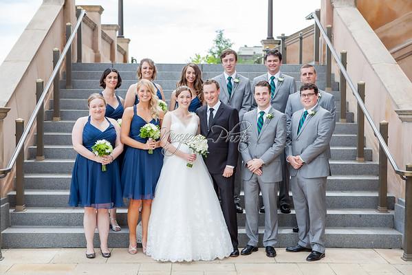 Wedding Party - Stephanie and Sam