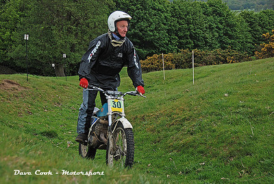 Ilkley Trial 2011 - Hawpike 2, Bikes and Combos
