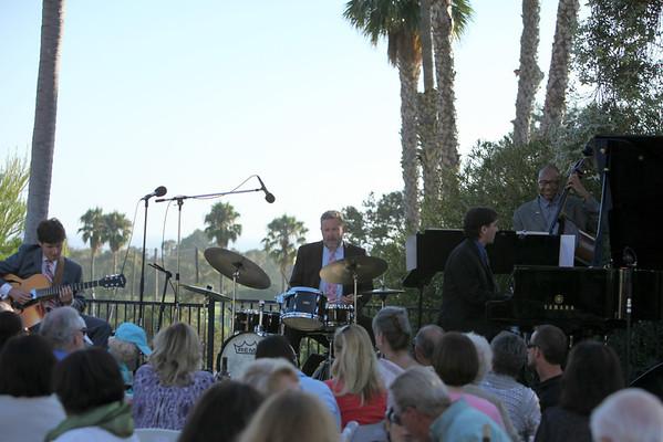 Sunset Series II Newport Beach 8/17/2011 Graham Dechter Quartet